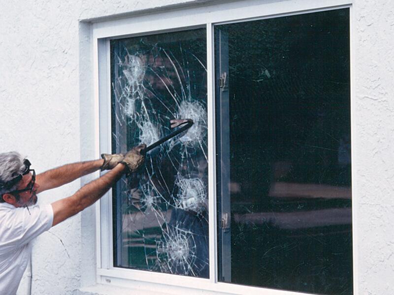 Противоударная пленка на окна