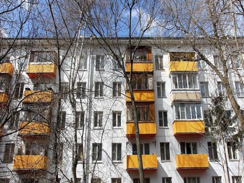 Серия дома Хрущёвка