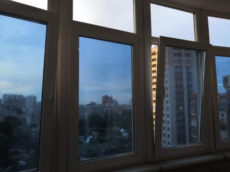 Солнцезащитная пленка на окна ПВХ