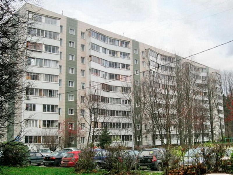 Серия домов I-515/9Ш