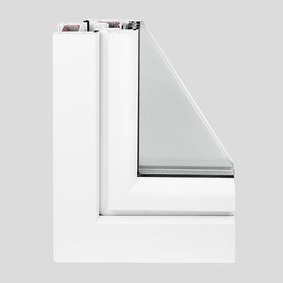 Заказать окна ПВХ Rehau Thermo Design в Москве и МО