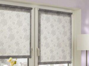 Заказать рулонные шторы на окна Mini