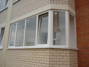 Остекление балконов и лоджий пластиковыми окнами в Москве и МО