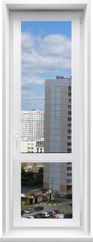 Заказать готовую балконную дверь в Москве и Московской области