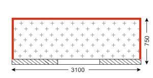 Остекления балкона в дома серии II-29