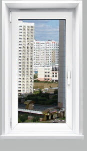 Одностворчатые окна купить в Москве