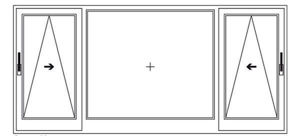 Схема открывание портальных окон