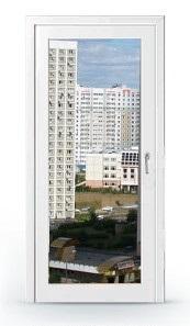 Дверь со стеклопакетом заказать в Москве и Московской области