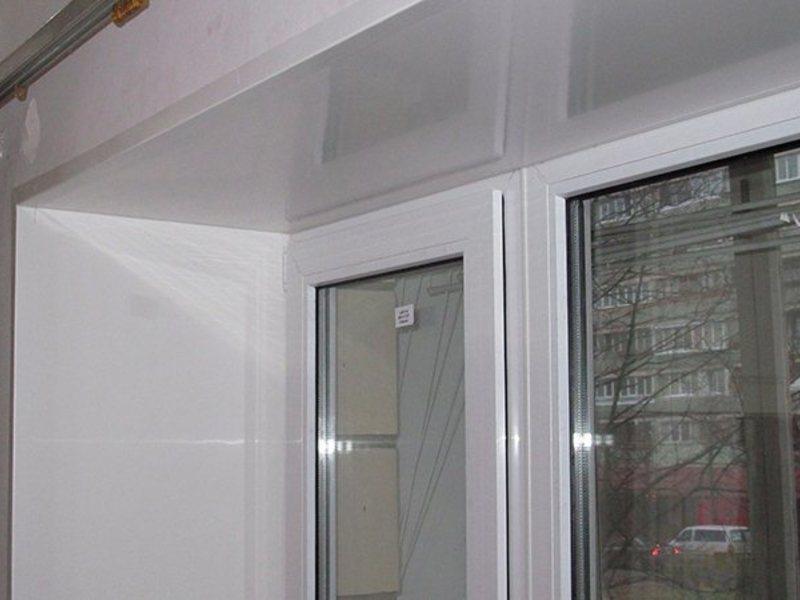 Монтаж откосов на пластиковые окна