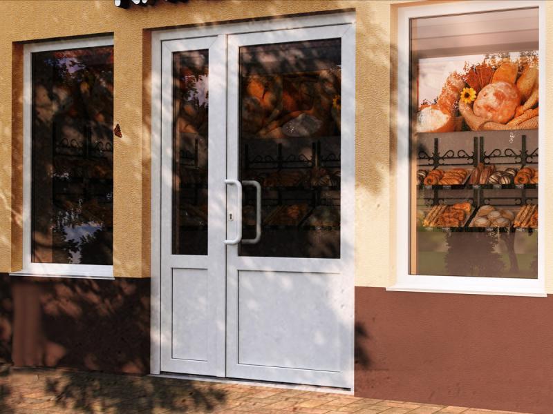 Двери входные из профиля ПВХ заказать в Москве и Московской области