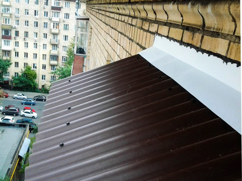 Кровля крыши ондулином в Москве и Московской области