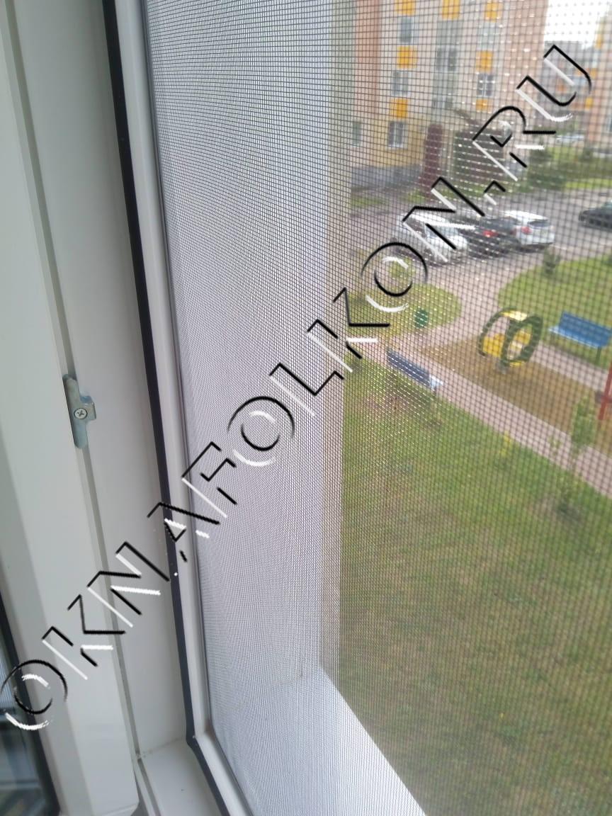 Москитка на окна ПВХ