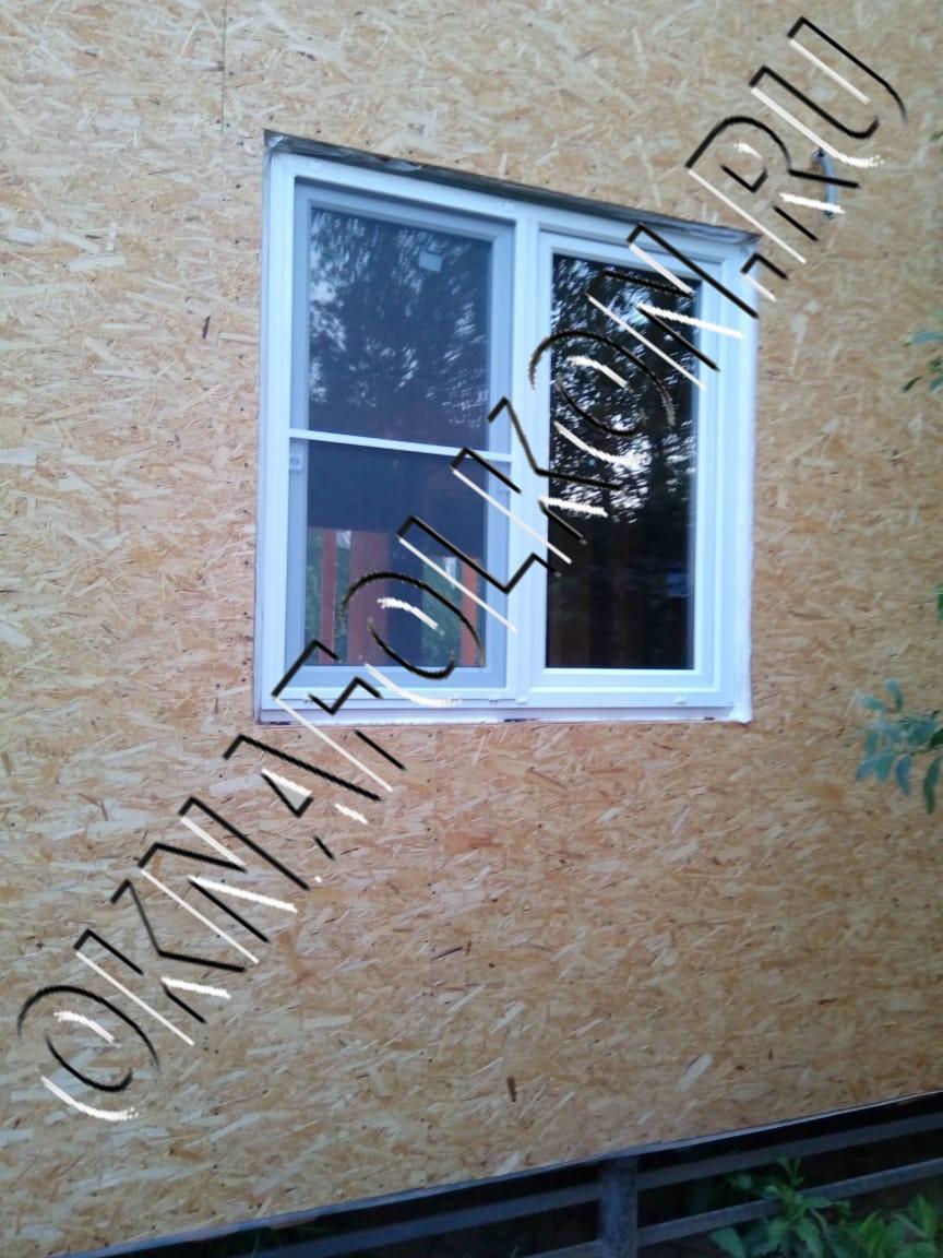 Окна ПВХ для частного дома
