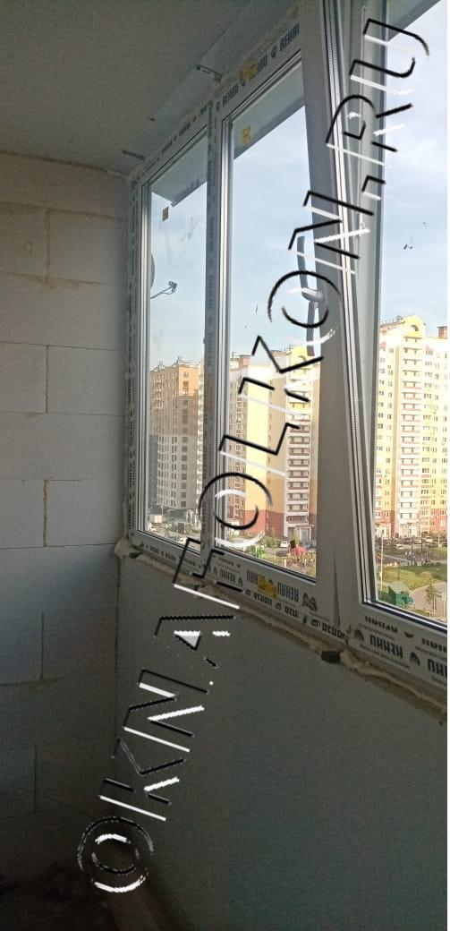 Окна ПВХ на лоджию в Москве