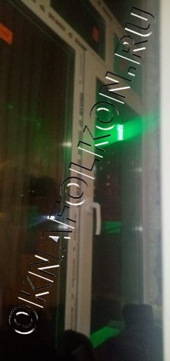 Окна ПВХ на лоджию с верхней фрамугой